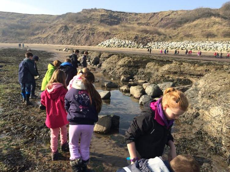 Educational Breaks at Cober Hill Scarborough